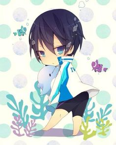 Browse FREE nanase haruka Chibi collected by Yuuki and make your own Anime album. Kawaii, Anime Guys, Manga Anime, Makoto, Free Eternal Summer, Splash Free, Free Iwatobi Swim Club, You Are Cute, Anime Child