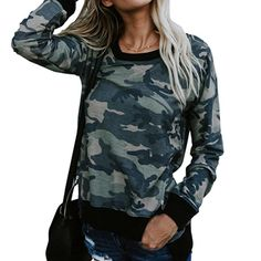Women's Clothing Audacious Camouflage Hoodies Women Pockets Sweatshirt Army Hip Hop Streetwear Hoodies Pullover Female 3d Jumper Tracksuit Unisex S-5xl A Great Variety Of Goods
