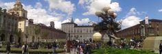Expédition Végétale, piazza Castello #Torino 18 maggio 2013