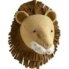 Fiona Walker Mini Lion Head