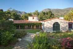 The property 747 Via Manana, Santa Barbara, CA 93108 is currently not for sale on Zillow. Santa Barbara Real Estate, Santa Barbara Ca, Mediterranean Style Homes, Italian Home, California Homes, Spanish Style, Luxury Homes, Building A House, Home And Family