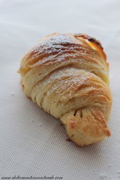 Croissants, Sweet Recipes, Cake Recipes, Gourmet Desserts, Bread And Pastries, Biscuits, Danishes, Dinner Rolls, Sweet Bread