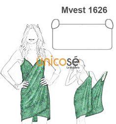 VESTIDO SOLERA PLAYA MUJER Dress Sewing Patterns, Clothing Patterns, Fashion Sewing, Diy Fashion, Sewing Hacks, Sewing Tutorials, Sewing Blouses, Making Hair Bows, Diy Dress