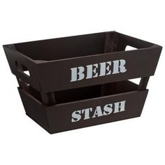 Father's Day Beer Crate