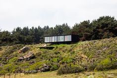 Remote House is a sustainable modular home that can be anchore...