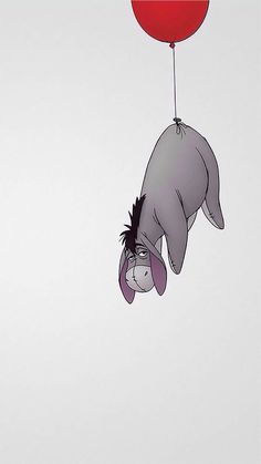 Eeyore Winnie The Pooh iPhone 6+ HD Wallpaper