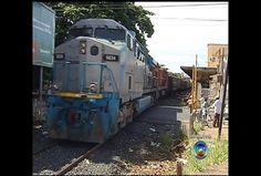 G1 - Empresa entra na Justiça contra lei que proíbe buzina de trem - notícias em Rio Preto e Araçatuba - > A lei proíbe a buzina de trens no período das 22h às 6h.