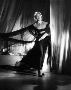 Marlene Dietrich Circa 1955