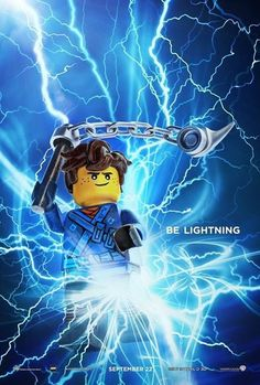 This HD wallpaper is about Be Lightning, The Lego Ninjago Movie, Animation, Jay, Original wallpaper dimensions is file size is Jay Ninjago, Lego Ninjago Movie, Lego Movie, Ninjago Memes, Ninjago Party, Wallpaper Pc, Original Wallpaper, New Movies, Good Movies