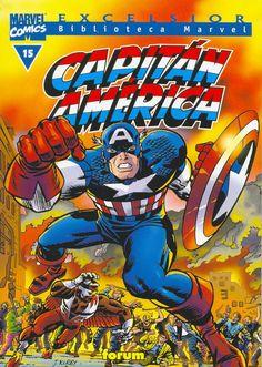 Biblioteca Marvel Capitán América  nº 15