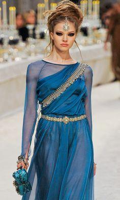Chanel Paris-Bombay Metiers D'Art 2011/12