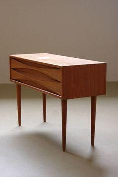 The Modern Warehouse - Furniture - Arne Vodder Teak Chest