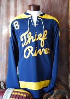 Sister Jane lives in Thief River Falls Mn, we have had alot of laughs and tears. It's great to go there to visit. Hockey Sweater, Hockey Shirts, Sports Team Logos, Sports Jerseys, Thief River Falls, Ice Hockey Jersey, Cute Pins, Selling Online, Sport Outfits
