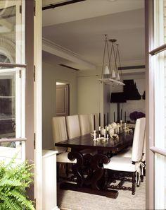 McAlpine Booth & Ferrier Interiors Manhattan Maisonette » McAlpine Booth & Ferrier Interiors