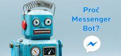6 důvodů, proč budou Messenger boti v roce 2018 zásadní