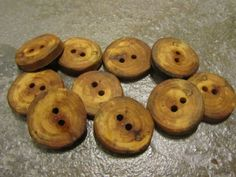 12 No Bark No Bite Apple Wood Tree Branch by PymatuningCrafts, $7.20