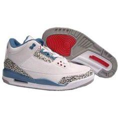 ecc1766bf6536b Air Jordan Retro 3 White True Blue 136064 cheap Jordan If you want to look Air  Jordan Retro 3 White True Blue 136064 you can view the Jordan 3 categories