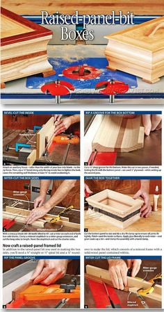 Raised Box Plans - Woodworking Plans and Projects | WoodArchivist.com