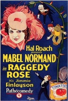 Mabel Normand in Raggedy Rose (1926)