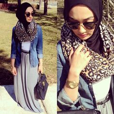 http://abayatrade.com muslim fashion magazine  Awesome combos