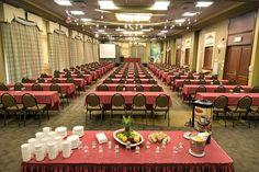 Le Best Western Hôtel Universel de Drummondville propose des salles de réunion pouvant contenir jusqu'à 1 660 participants.  www.universel.com