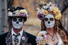 dias de los muertos 2014 | Creepiest Halloween Costumes - RebelCircus.com