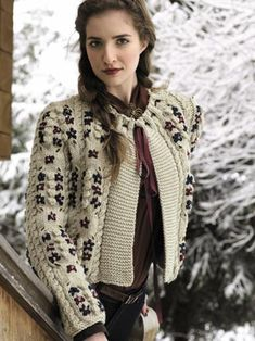 1000+ images about Tyrolean / Austrian style Knits on Pinterest Knitting pa...