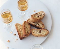 Nonna's Biscotti on Epicurious - make for Christmas gifts!