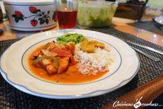 Pescado pibil - Mexican food