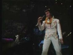 "Elvis Presley Aloha Concert.  ""I Did It My Way"" No other description needed."
