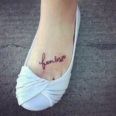 I wanna get this Taylor Swift tattoo!