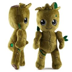 Guardians of the Galaxy Baby Groot Phunny Plush - Kidrobot - Guardians of the Galaxy - Plush at Entertainment Earth