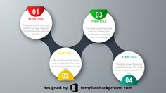 Template presentation free