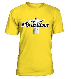 City Love #brazillove get your favorite city shirt