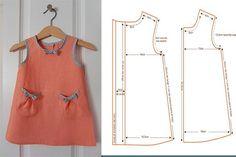 Super cute kids pencil dress pattern Order via line Baby Girl Dress Patterns, Sewing Patterns Girls, Little Girl Dresses, Clothing Patterns, Pagent Dresses, Long Dresses, Dress Long, Dresses Dresses, Fall Dresses