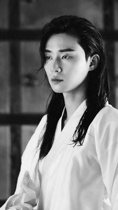 Seon Woo Rang / Mun Myong / Dog-Bird / Park Seo Joon