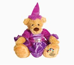 Princess Polly Bear