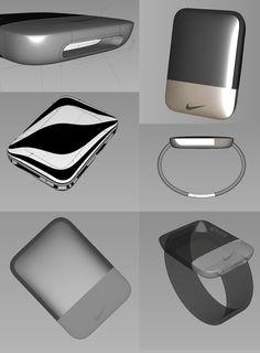 Nike | Watch - personal project. Work in progress ! Stay tuned !