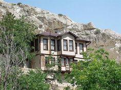 Ankara Beypazarı Evleri