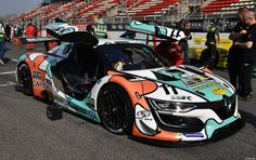 https://flic.kr/p/VFSxdY | Renault RS 01  Franck THYBAUD / FRA / Eric VAN DE VYVER / FRA / AB SPORT AUTO