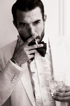 Tom Cullen by David Burton... HE IS STILL NOOOOO MATTHEW