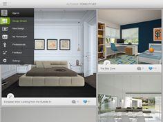 Mejores apps de diseño de interiores