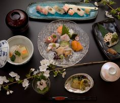 The Shiori - I took James to The Shiori for his birthday and we had the 12 course Kaiseki. Each course was superbly presented with the Halibut my favourite dish. Would recommend for a special occasion.