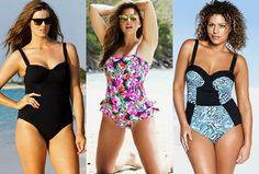 Moda 2014: 10 savršenih kupaćih kostima za dame sa oblinama