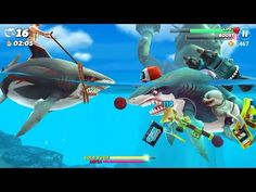 Most Sharks Eaten in Bay Special Map - Hungry Shark World Megalodon Shark, Wedding Giveaways, Change Of Heart, Garden S, Sharks, Evolution, Pikachu, Creatures, Things To Come