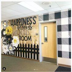 Classroom Bulletin Boards, New Classroom, Classroom Setting, Classroom Design, Classroom Ideas, Elementary Classroom Themes, Garden Theme Classroom, Bulletin Board Ideas For Teachers, Classroom Color Scheme