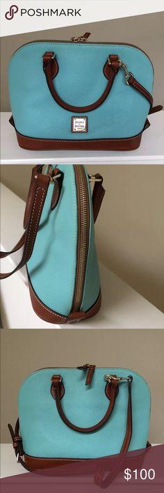 Dooney and Bourke zip zip satchel Great condition just needs to be lightly cleaned. Dooney & Bourke Bags Satchels