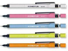 ステッドラーSTAEDTLER/シャープペンシル(芯径0.5mm)92565カラーコレクション(92565-05)