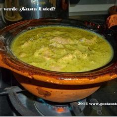 Mole verde authentic Mexican food website