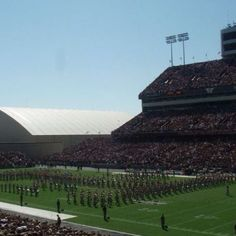 Love the Fightin' Texas Aggie Band!